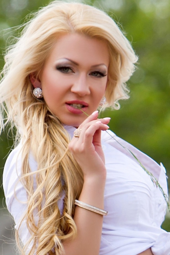 Ukrainian girl Inga,26 years old with blue eyes and blonde hair.