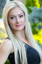 Ukrainian girl Anna,35 years old with  eyes and  hair.