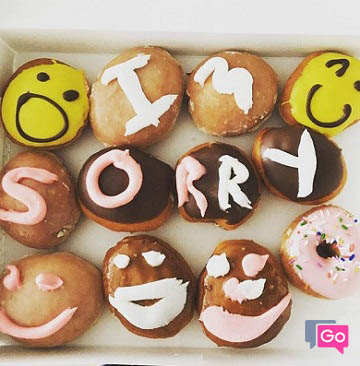 how to apologize to someone