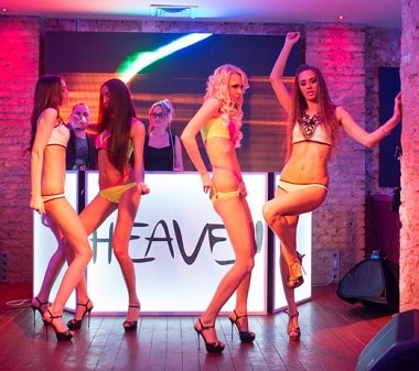 Kiev nightlife tips